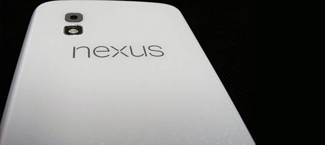 Google akan merilis LG Nexus 4 berwarna putih?