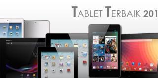 10 Tablet Terbaik 2013
