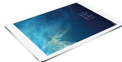 ipad air big