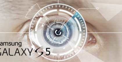 iris scanner s5