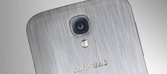 Galaxy S 5 segera di luncur kan pada MWC 2014 akan memakai design metal?
