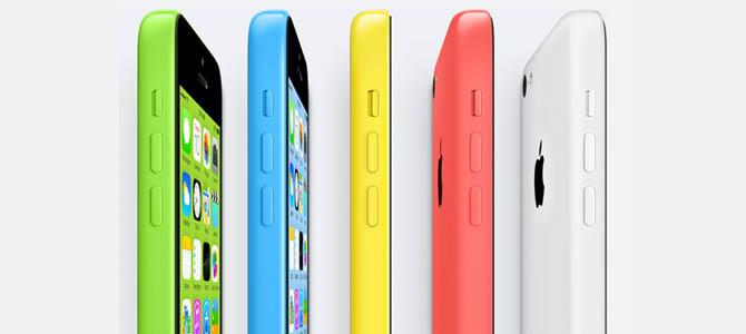 Sebanyak 3 juta unit iPhone 5c masih belum laku